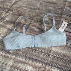 Bikini top in baby blue by la hearts ☀️💙